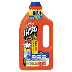 Lion Look Pipeman Smooth Gel : Очищающий и удаляющий запах гель для водопроводных и канализационных труб, 1000 мл.