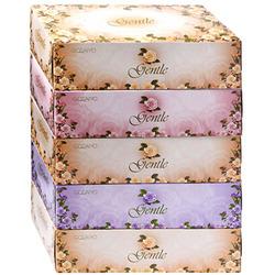 """Gotaiyo """"Gentle"""" : Двухслойные салфетки с ароматом «Европы» 1 уп. 200 листов. Цвет упаковки в ассортименте."""