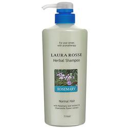 """Laura Rosse Herbal : Растительный шампунь """"Розмарин"""" (для нормальных волос) 510 мл."""