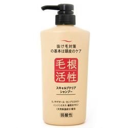Junlove Scalp clear shampoo : Шампунь для укрепления и роста волос, 550 ml.