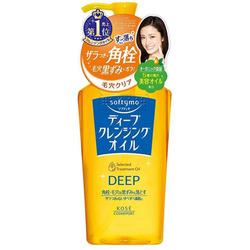 Kose Cosmeport Softymo Deep Cleansing Oil Глубокоочищающее гидрофильное масло, 230 мл.