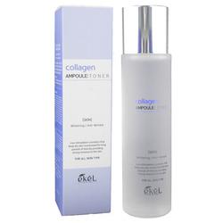Ekel Ampoule Toner Collagen Тонер ампульный с коллагеном 150 мл.