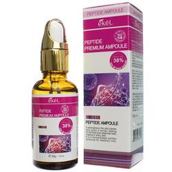 Ekel Premium Ampoule Peptide Ампульная сыворотка для лица с пептидами 30 гр