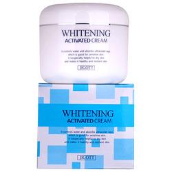 Jigott Whitening Activated Cream Крем для лица выравнивающий тон кожи 100 мл