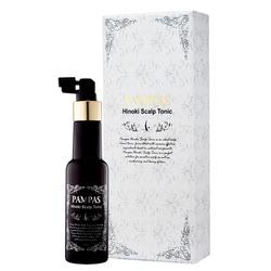 Pampas Hinoki Scalp Tonic : Тоник для кожи головы с экстрактом кипариса пампас. Против выпадения волос. Для роста волос. Укрепляющий. С высоким содержанием натуральных компонентов. 170 мл.