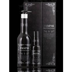 Pampas Natural Scalp Shampoo Gift Set Подарочный набор. Натуральный шампунь Пампас. Против выпадения волос. Укрепляющий. С высоким содержанием натуральных компонентов. 550 мл.+170 мл.