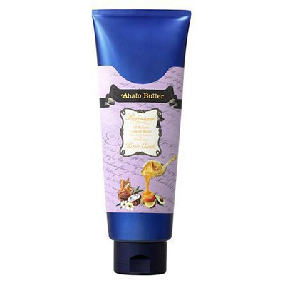 Cosme Company Ahalo Butter Hair Mask Professional : Маска профессиональная на растительной основе для премиального ухода и глубокого восстановления волос (без сульфатов). 220 гр.