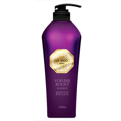 La Miso Volume Boost Shampoo : Шампунь для максимального объема волос. Без сульфатов и силикона. 500 мл.