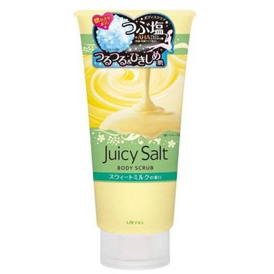 Utena Juicy Salt : Скраб для тела на основе соли с экстрактом и ароматом винограда, 300 гр.