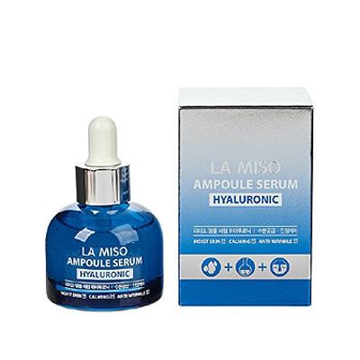La Miso Hyaluronic Ampoule Serum : Ампульная сыворотка с гиалуроновой кислотой, 35 мл