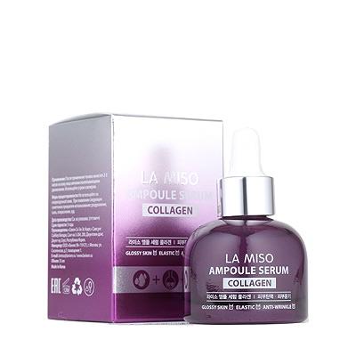 La Miso Collagen Ampoule Serum : Ампульная сыворотка с коллагеном, 35 мл.