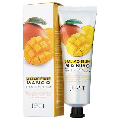 Jigott Крем для рук с экстрактом манго, 100 мл.