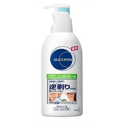 """Kao """"Success Medicated Shaving Foam"""" : Пена для бритья с экстрактом морских водорослей, 250 гр."""