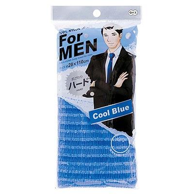 O:he For Men : Мочалка массажная жесткая для мужчин, 120 см.