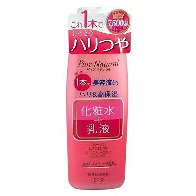 PDC Pure Natural Essence Lotion Lift : Лосьон-молочко с лифтинг-эффектом, 210 мл.