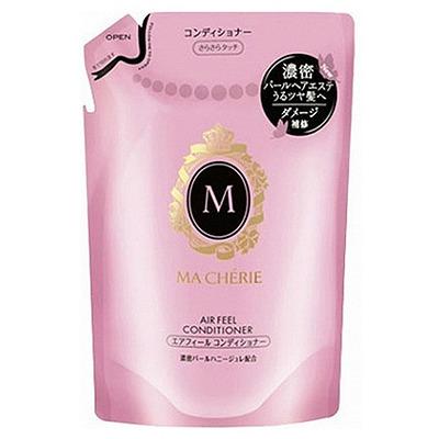 Shiseido Ma Cherie : Кондиционер для объема волос. С цветочно-фруктовым ароматом. Для ежедневного применения. 380 мл.