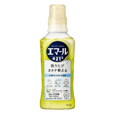 """Kao """"Aimard"""" : Жидкое средство для деликатной стирки с ароматом зеленых цитрусов, 500 мл."""