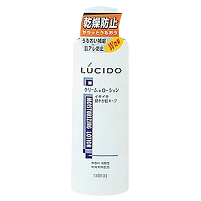 "Mandom ""Lucido"" : Лосьон увлажняющий для мужчин ""Lucido - аминокислоты"", 140 мл"