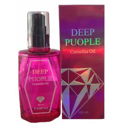 Pampas Deep Puople Camellia Oil : Масло Камелии для волос Пампас. 100 мл