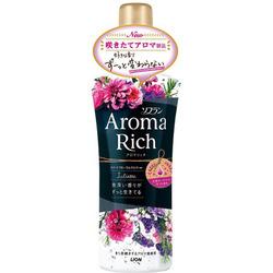 Lion Aroma Rich Juliette : Кондиционер для белья c натуральными ароматическими маслами, 600 мл.
