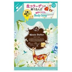 Cosme Company Ahalo Butter Body Soap CF : Жидкое мыло для тела с тропическими маслами и цветочными экстрактами, с ароматом цветов и свежести, 420 мл.