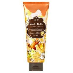 Cosme Company Ahalo Butter Body Cream HM : Тающий крем для тела с тропическими маслами, медом и молоком, с ароматом меда и ванили, 150 гр.