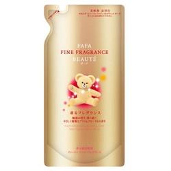 """Nissan Fine Fragrance """"Beaute"""" : Кондиционер-ополаскиватель для белья с антистатическим эффектом, аромат мускус+сандаловое дерево. 500 мл."""