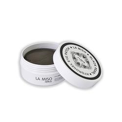 La Miso Black Pearl Hydrogel Eye Patch : Гидрогелевая маска для лица с черным жемчугом. Для кожи вокруг глаз. 60 шт.