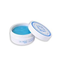 La Miso Marine Collagen Hydrogel Eye Patch : Гидрогелевая маска для лица с морским коллагеном. Для кожи вокруг глаз. 60 шт.