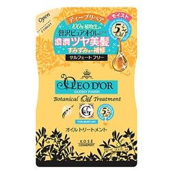 """Kose Cosmeport """"Oleo D'or"""" : Тритмент для повреждённых волос, для сухих, ломких волос """"Блеск и увлажнение - 5 масел"""". 400 мл."""