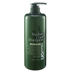 Doori Cosmetics Daeng Gi Meo Ri Tea Tree Cool Shampoo : Шампунь с маслом чайного дерева. 1000 мл.