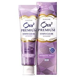 "Sunstar Ora2 Premium : ""Премиум"" Зубная паста c микрогранулами, лаванда и мята, 100 гр."