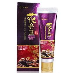 Mukunghwa Гелевая лечебная зубная паста с экстрактом сафлора красильного «Императорский рецепт» с мятным вкуcом 110 гр.