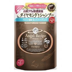 Cosme Company Angel Recipe Premium Shampoo : Премиальный восстанавливающий шампунь для волос без сульфатов и силикона, 400 мл.