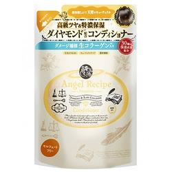 Cosme Company Angel Recipe Premium Conditioner : Премиальный восстанавливающий кондиционер для волос без сульфатов и минеральных масел, 400 мл.
