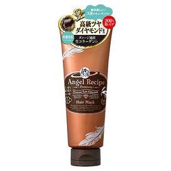Cosme Company Angel Recipe Premium Hair Mask : Премиальная восстанавливающая маска для волос без сульфатов, 220 гр.