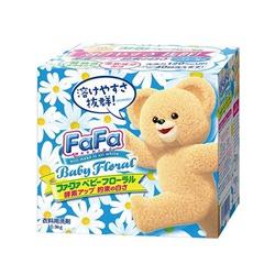 """Nissan FaFa Baby Floral : """"Цветочный"""" Концентрированный cтиральный порошок с кондиционером для детского белья, 900 гр."""