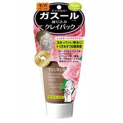 BCL Tsururi Mineral Clay Pack : Крем-маска для лица с глиной (с ароматом розы), 150 гр.