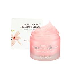 Elisha Coy Moist Up Hyalurone Cream : Увлажняющий крем с гиалуроновой кислотой, 80 гр.