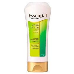 Kao Essential : Разглаживающий и укрепляющий кондиционер для волос с цветочным ароматом, 200 мл.