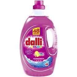 Dalli Color : Концентрированный гель для стирки цветного белья 3,6 л.