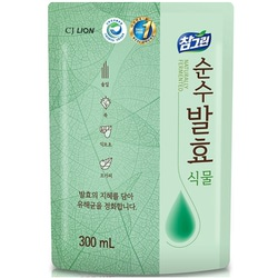 CJ Lion Pure Fermentation : Средство для мытья по, осудывощей и фруктов. Растительные ферменты. 300 мл.