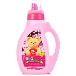 """Nissan Жидкое средство для стирки детского белья """"FaFa"""", аромат яблока, 1 литр."""