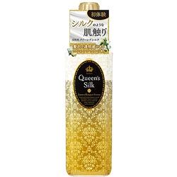 Lion «Queen's Silk» Кондиционер для белья «Королевский шёлк» с экстрасмягчающим эффектом, с ароматом «Роскошный букет», 600 мл.