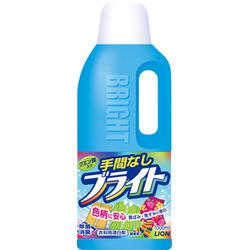 """Lion """"Bright"""" : Кислородный отбеливатель для ежедневного использования, Яркость, 1000 мл."""