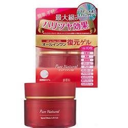 PDC Pure Natural Speed Moist Lift Gel : Суперувлажняющий крем-гель с лифтинг-эффектом 10 в 1, 100 г.