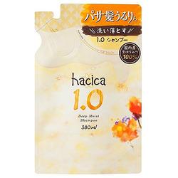 Hacica Deep Moist Shampoo 1.0 : Шампунь глубоко увлажняющий 1.0, 380 мл.