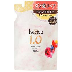 Hacica Deep Repair Shampoo 1.0 : Шампунь глубокое восстановление 1.0, 380 мл.