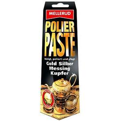 Mellerud Полировочная паста для золота, серебра, меди, латуни, бронзы. 125 мл.