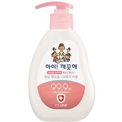 CJ Lion Ai Kekute : Жидкое мыло для рук Свежий грейпфрут, с антибактериальным эффектом, 250 мл.